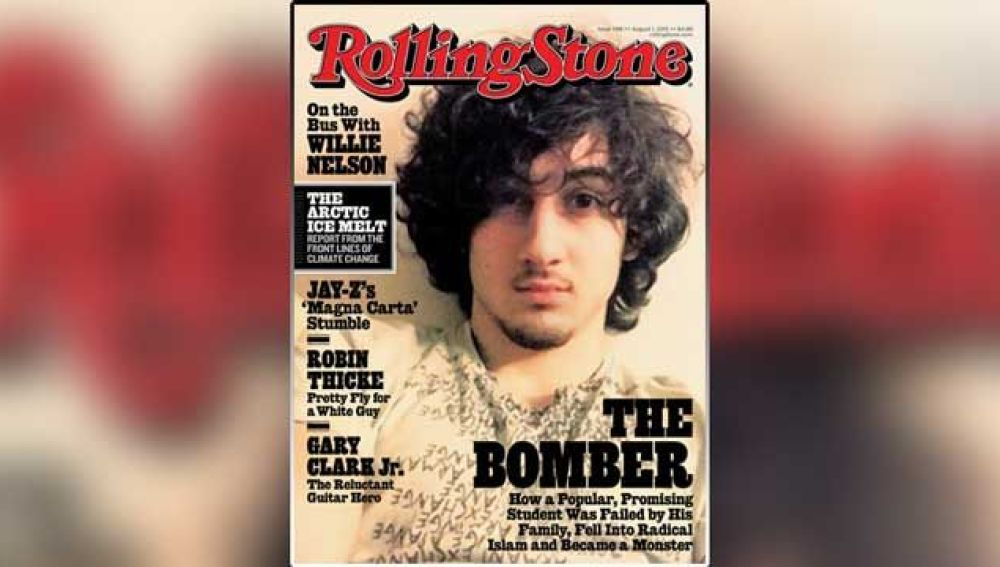 Tsarnaev, portada de la revista 'Rolling Stone'