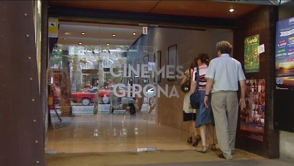 Una iniciativa de bonos salva unos cines de Barcelona