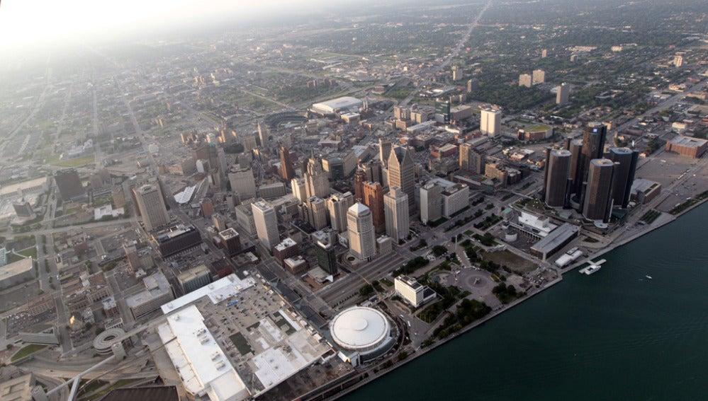 Detroit, en Estados Unidos
