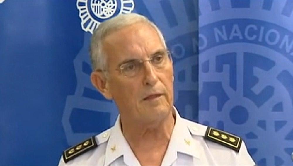 Jefe de la Policía gallega