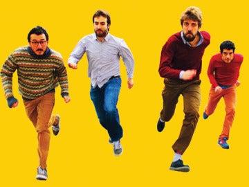 El último disco del cuarteto barcelonés Manel, 'Atletes, baixin de l'escenari'.