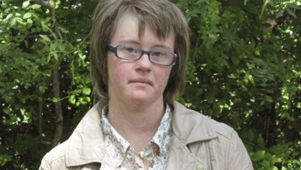 Ángela Bachiller, primera concejal con síndrome de Down