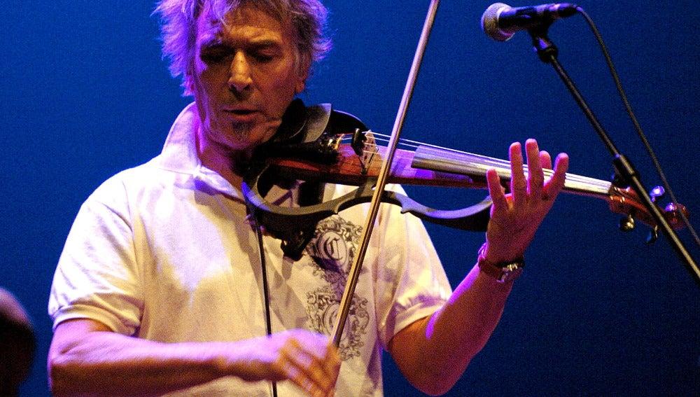 El músico John Cale.