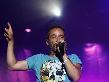 El cantante del grupo Love of Lesbian, Santi Balmes