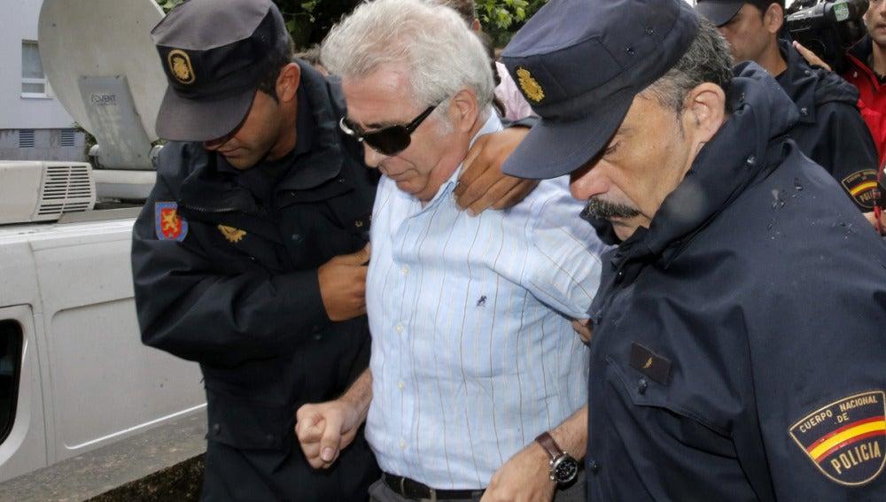 El interventor del tren de Santiago tras declarar ante el juez