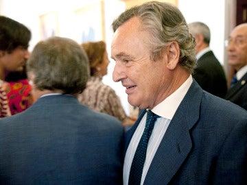 El marido de Cospedal, Ignacio López del Hierro.