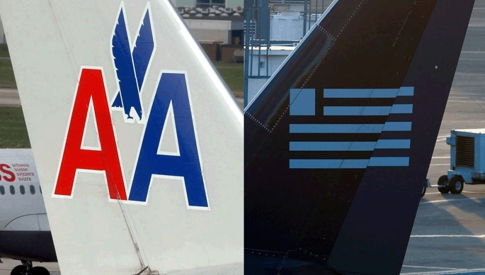 Fusión entre American Airlines y US Airways