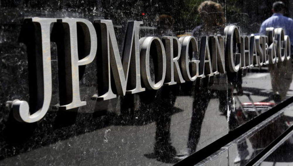 Fachada de JPMorgan
