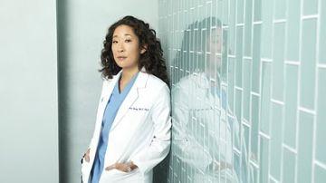 Sandra Oh en 'Anatomía de Grey'