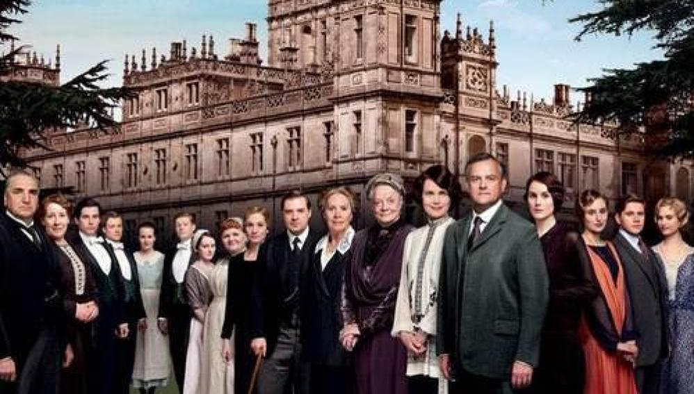 Downton Abbey cuarta temporada