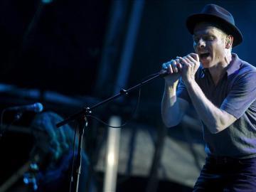 El cantante Stuart Murdoch, líder del grupo de 'indie' escocés Belle & Sebastian,