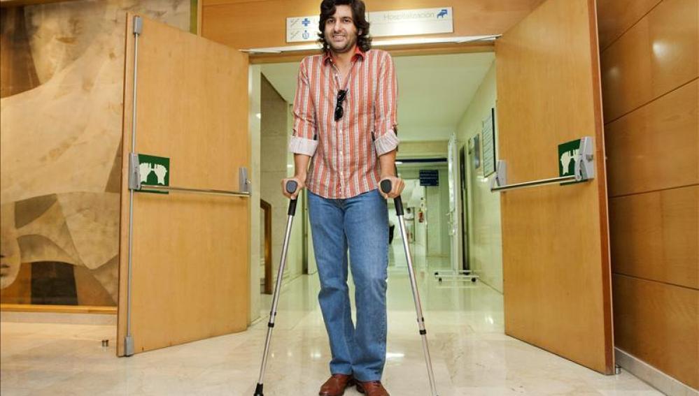 Morante de la Puebla sale del hospital