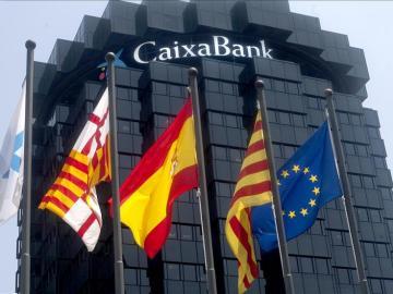 Edificio de CaixaBank (Archivo)