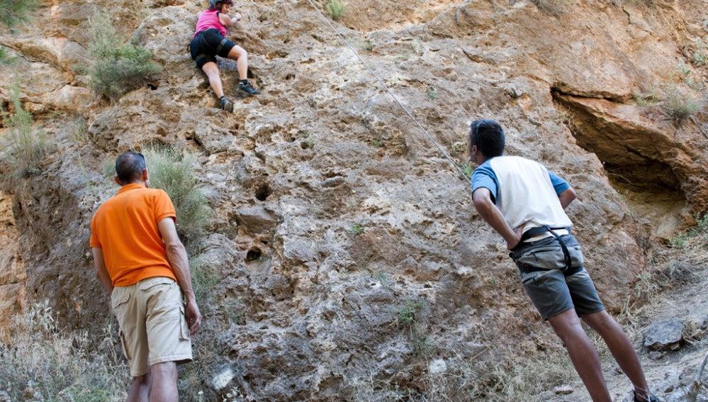 Campamento para adelgazar en el balneario de Lanjarón