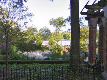 Street View del zoo de Nueva York