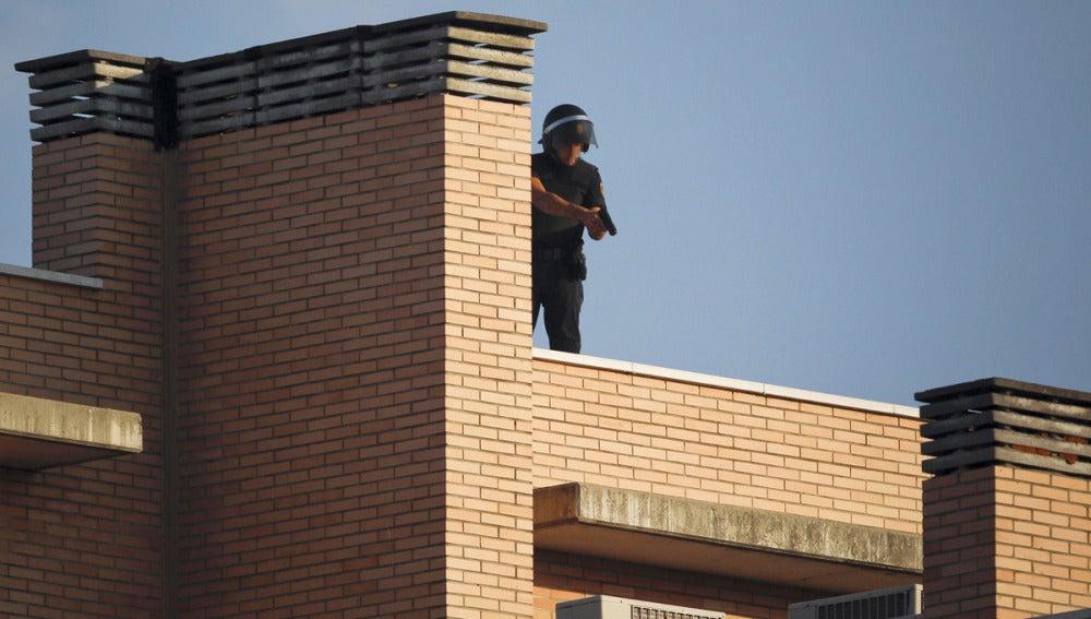 Policías buscan a más responsables del tiroteo