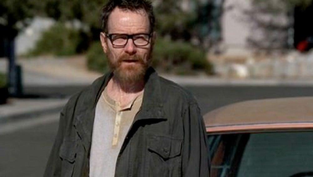 Bryan Cranston como Walter White ('Breaking Bad')
