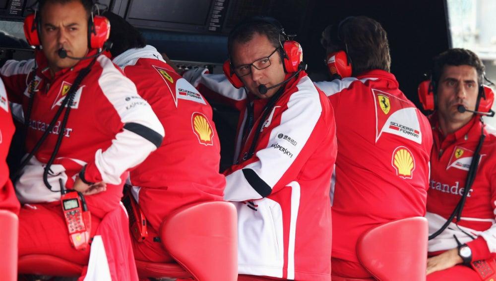 """Domenicali: """"No hay duda de que Fernando es un líder"""""""