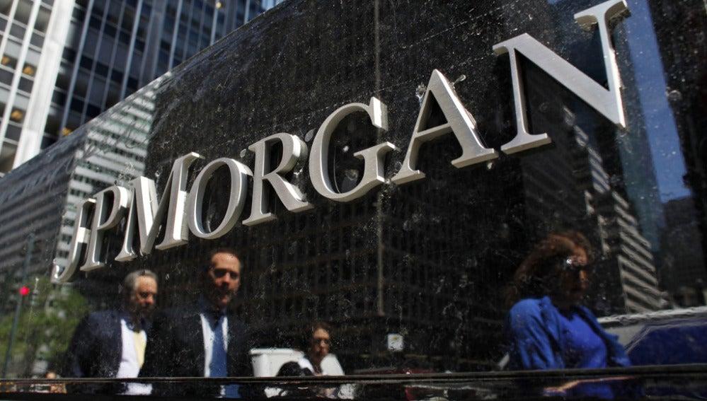 Banco estadounidense JP Morgan