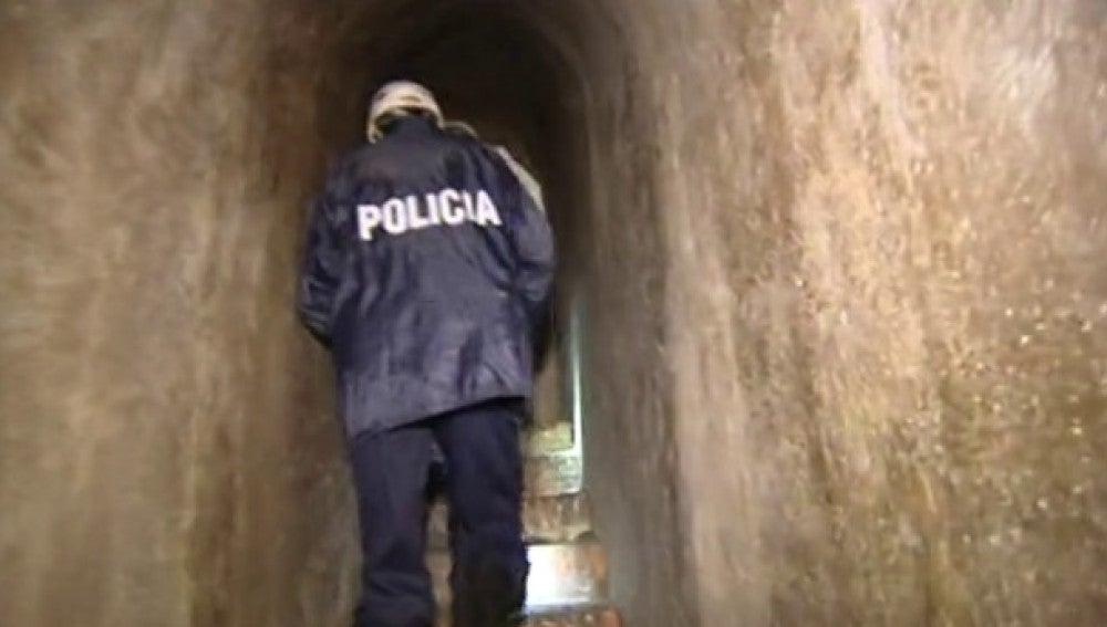 Desmantelan una banda de atracadores de bancos que usaba alcantarillas para acceder y huir de las sucursales