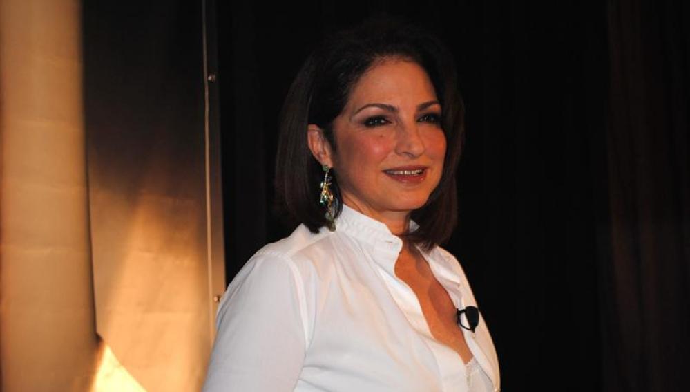 La cantante cubana Gloria Estefan