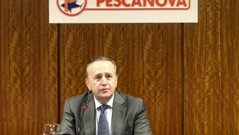 Manuel Fernández de Sousa, expresidente de Pescanova