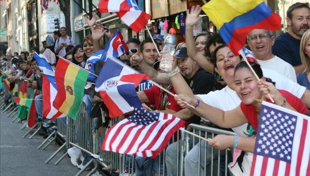 España entre los 10 países con mayor número de inmigrantes