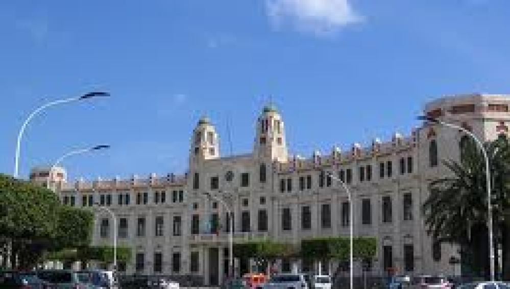 Sede del Gobierno en Melilla