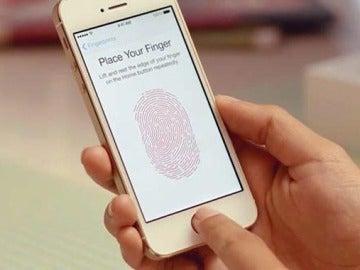 Sensor de huellas del iPhone 5S