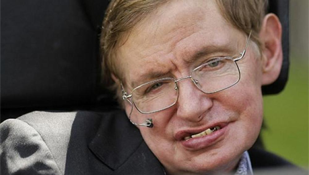 Imagen de archivo de Stephen Hawking.