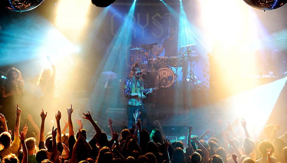 'Crystal Fighters' llenó la sala But en los tres conciertos en Madrid
