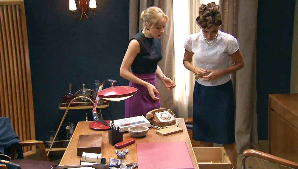 Elena y Valeria