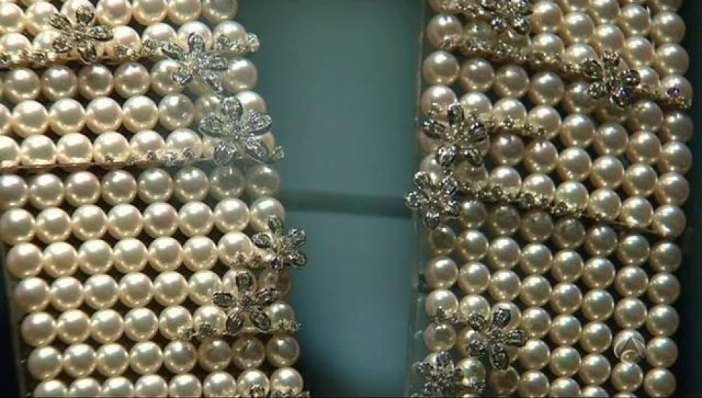 'Perlas' puede verse en Londres hasta el 14 de enero