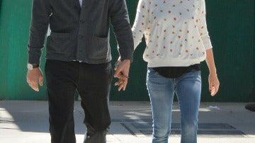 Ashton Kutcher y Mila Kunis de paseo por Nueva York