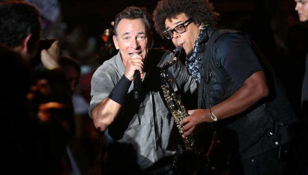Bruce Springsteen en Rock in Río