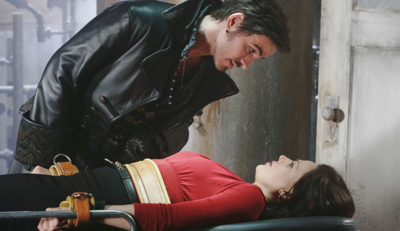 Garfio y Regina