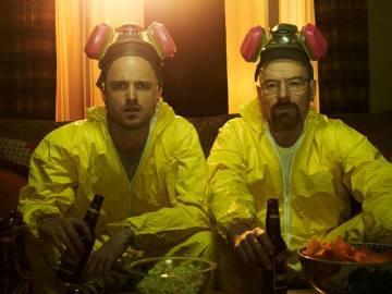 Imagen de Breaking Bad, galardonada con el premio a la Mejor Serie en la categoría de drama