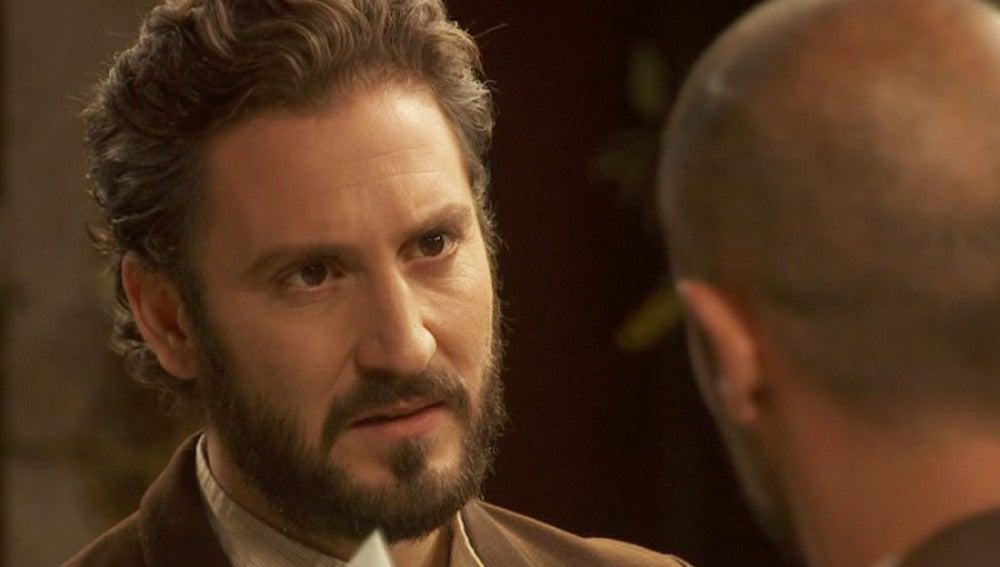 Tristán le da su merecido a Ricardo