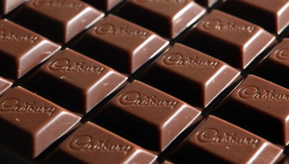 Imagen de la chocolatina Dairy Milk