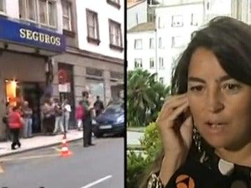 María Sierra, abogada conocida de la madre de Asunta Basterra