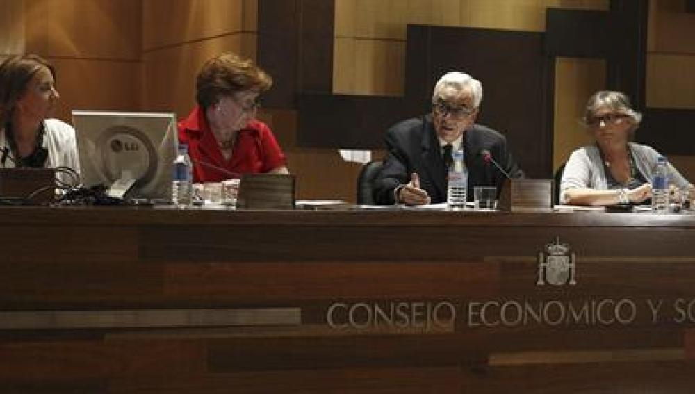 El presidente del Consejo Económico y Social (CES), Marcos Peña