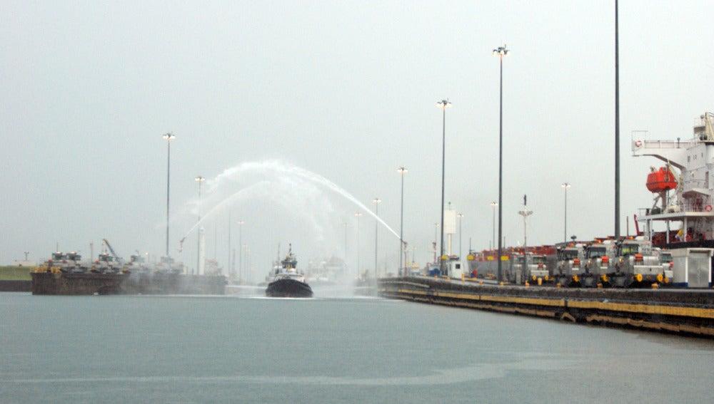Bautismo naval (27-09-2013)