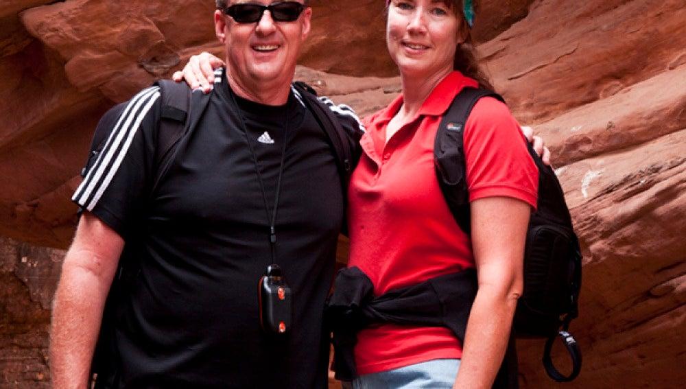 Roger y Caryn Hill