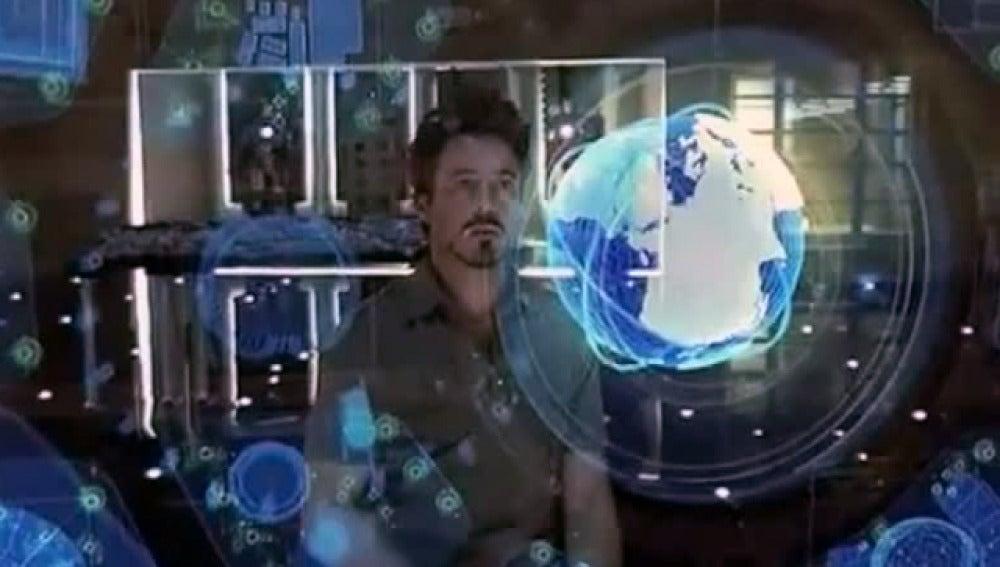Imagen de una película de ciencia ficción