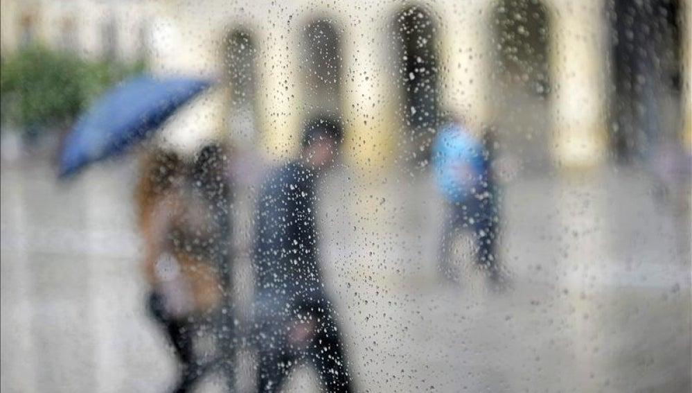 Galicia, Castilla y León, Estrecho y Centro, las zonas más afectadas por la borrasca