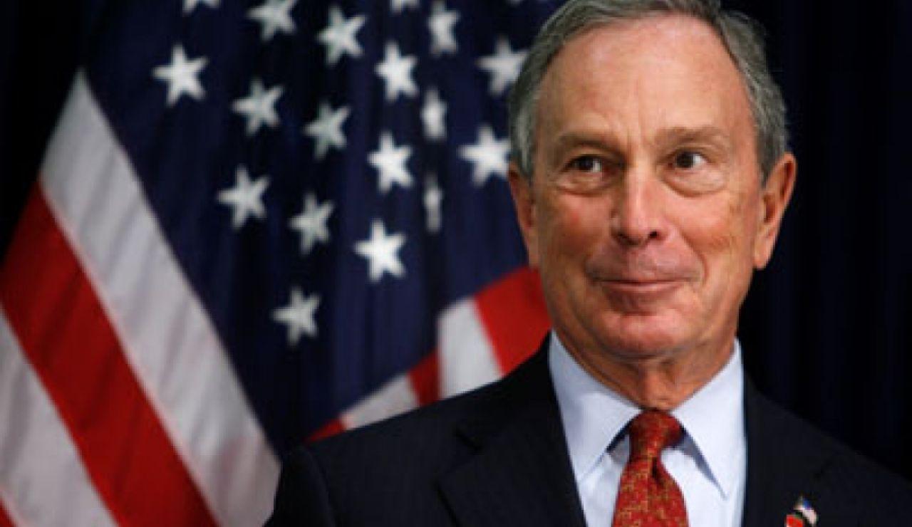 Michel Bloomberg, alcalde de Nueva York