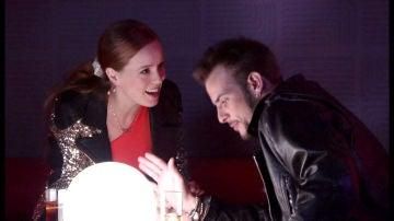 María Castro y Àlex Casademunt en 'Vive Cantando'