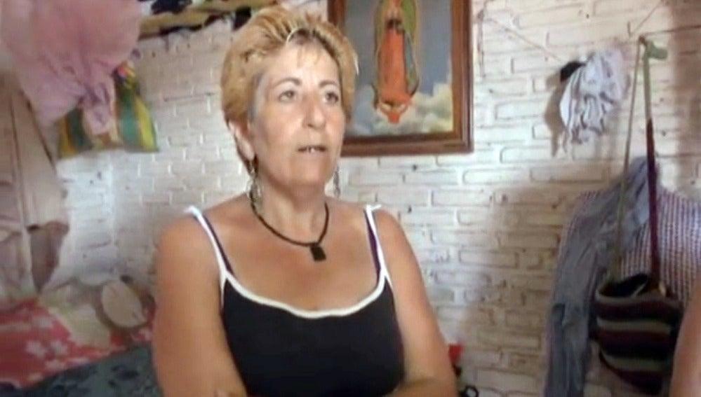 Dolores Sánchez, presa española en Bolivia