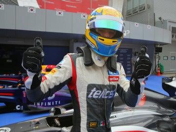 Gutiérrez, feliz tras su clasificación en Corea