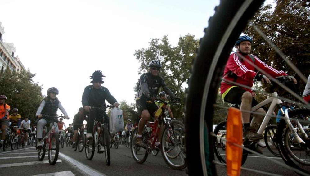 La bici gana presencia en España